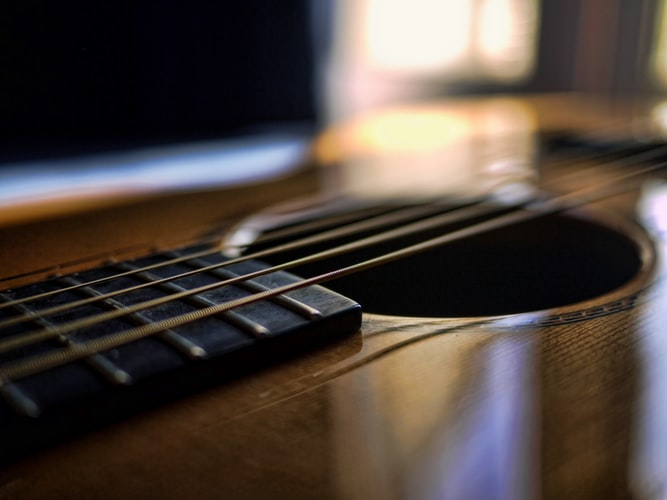 How To Tune Your Acoustic Guitar