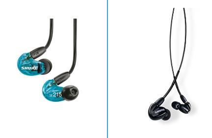 Shure SE215 vs SE315 – Detailed Comparison